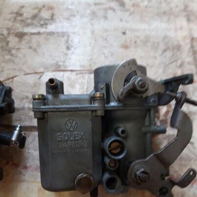 karburator, vw solex