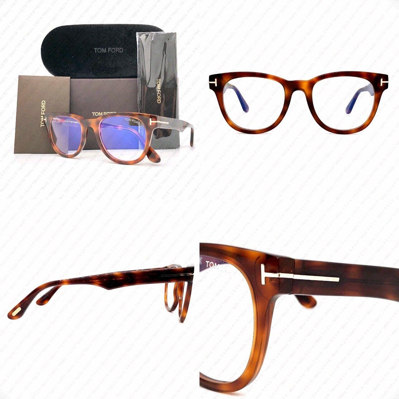 Eyeglasses Marcolin MA 3017 053 blonde havana