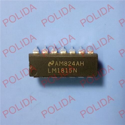 1PCS Sensor Amplifier IC NSC DIP-14 LM1815N LM1815N//NOPB