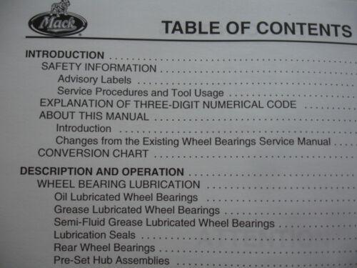informafutbol.com Other Car Manuals Car & Truck Manuals Mack Truck ...