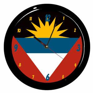 Pendule-ronde-Antigua-Cbkreation
