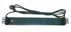 1U-8-WAY-Power-Distribution-Unit-PDU-19-034-Inch-Rack-Mount-Application