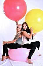 1x 315er (93cm Ø) Riesen- Luftballon +ballrund+ Riesen-Kugel-Ballon + weich +WXY