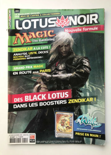 revue  LOTUS NOIR  75 ......