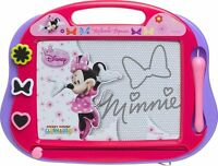 Mickey Mouse Clubhouse - Minnie Mouse Magnetic Board Magic Pen Uk