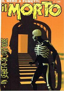 Fumetto Noir Il Morto N 38 Ebay