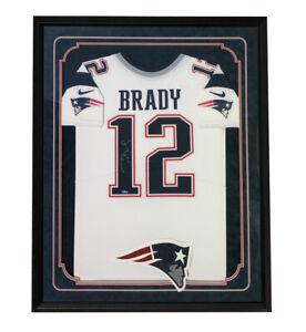 Tom Brady Signed New England Patriots Light-Up Framed & Matted ...