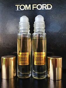 tom ford tobacco vanille tuscan leather 20 ml roll on. Black Bedroom Furniture Sets. Home Design Ideas