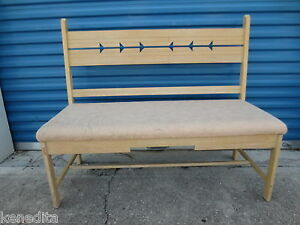 Details About Dining Bench Or Entry Rustic Western Primitive French Country  Cottage Coastal