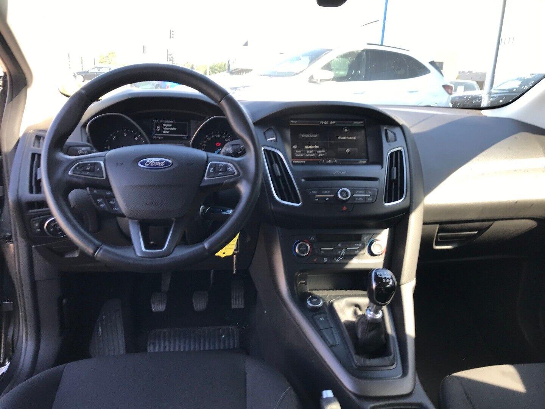 Ford Focus 1,5 TDCi 120 Trend stc. - billede 10