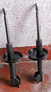 AUSTIN-ROVER-MG-MAESTRO-MONTEGO-GAS-FRONT-SHOCK-ABSORBERS-ONE-PAIR-X-2