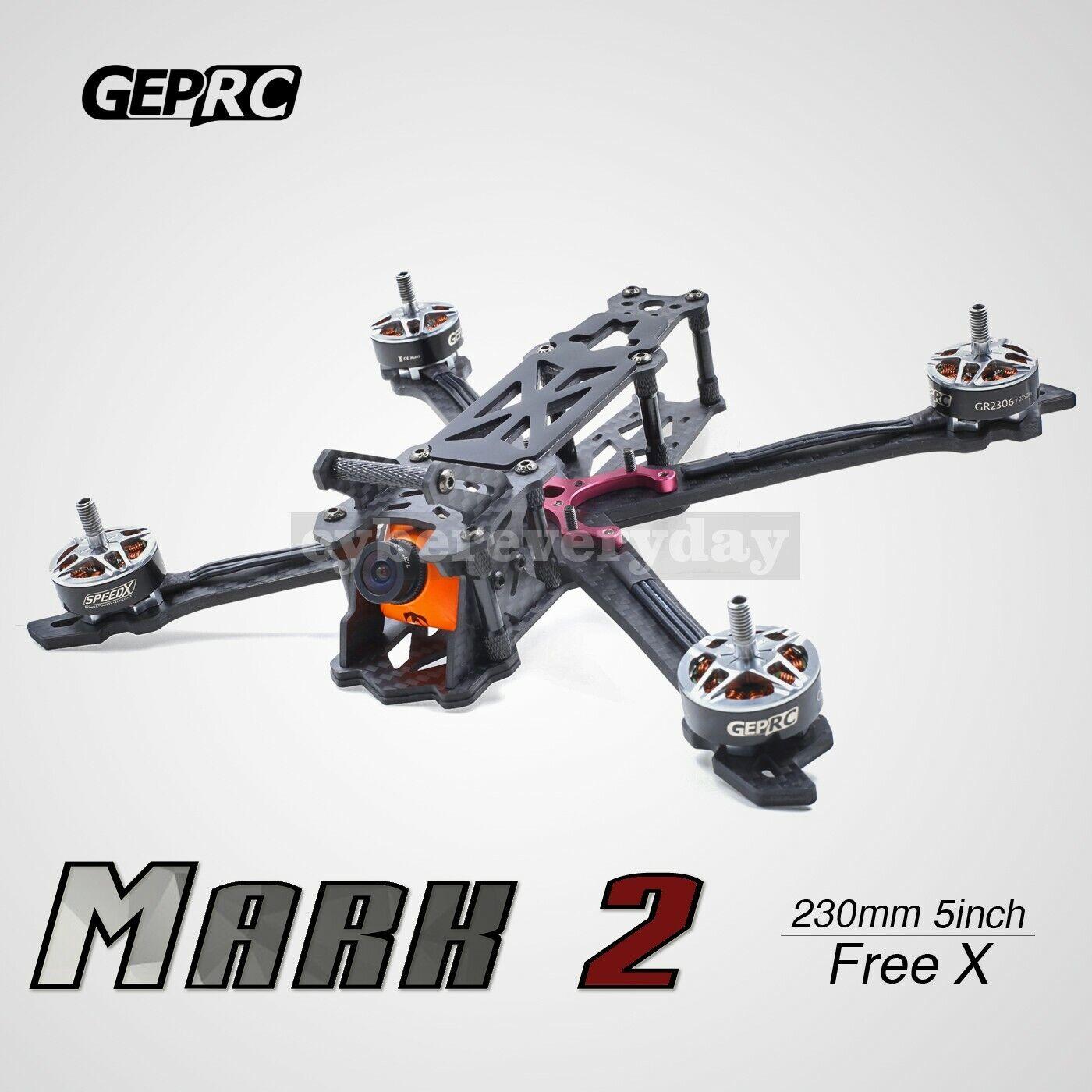 300mm vista en primera persona Racing Drone frame 7  marco sin rematar quadricóptero 4mm brazo GEP-Mark 2-7