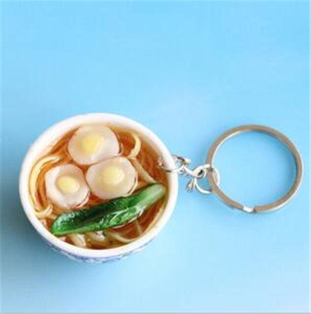 Hot Mini Food Handbag Purse Pendant Car Key Keychain Bag Keyring Key Chain Gift