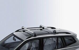 ORIGINALE-BMW-SERIE-3-E46-Touring-base-di-supporto-PORTAPACCHI-PORTAPACCCHI