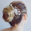 Luxury-Crystal-Rhinestone-Flower-Wedding-Bridal-Hair-Comb-Hairpin-Clip-Jewelry thumbnail 20