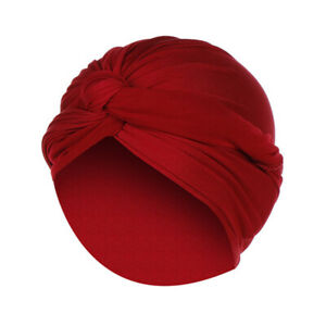 Ladies-Women-Hair-Loss-Scarf-Cancer-Chemo-Cap-Muslim-Turban-Hat-Hijab-Head-Wrap