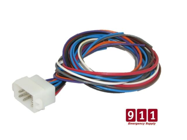 Galls Street Thunder Siren Control ST105 ST110 ST160 ST240 ST280 Cable on