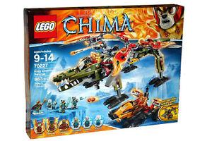 LEGO 70227 King Crominus' Rescue - ToysPeriod