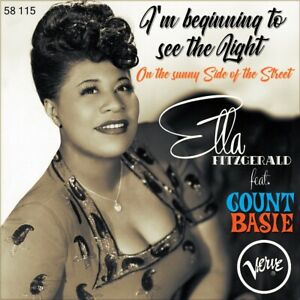 7-034-ELLA-FITZGERALD-amp-COUNT-BASIE-I-039-m-Beginning-To-See-The-Light-VERVE-Jazz-1964