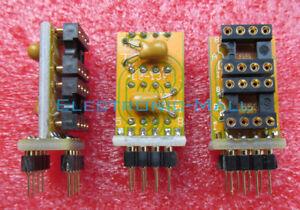 1Pc-OPA627-NE5534-Single-Operational-Amplifier-To-Dual-OP-AMP-Adaptor-Converter