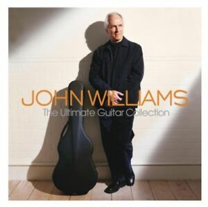 JOHN-WILLIAMS-The-Ultimate-Guitar-Collection-Gold-Series-2CD-NEW-Classical