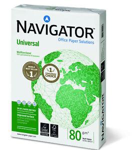 5000 Blatt Navigator Universal A4 80g/m² - Berlin, Deutschland - 5000 Blatt Navigator Universal A4 80g/m² - Berlin, Deutschland