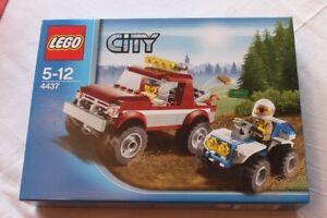 LEGO City 4437 - Verfolgung im Gelände NEU & OVP - Bendhof, Deutschland - LEGO City 4437 - Verfolgung im Gelände NEU & OVP - Bendhof, Deutschland