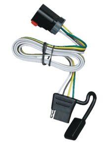 trailer wiring harness kit for 99-00 dodge van ram 1500 2500 3500 all  styles new   ebay  ebay