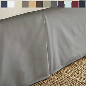 Premium-Luxury-Hotel-Quality-Bed-Skirt-The-Home-Collection