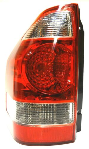 MITSUBISHI MONTERO PAJERO SHOGUN  rear tail Left lights 2003-2006 red white