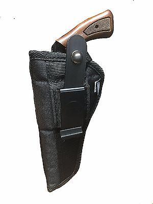 Gun Holster fits Taurus PT22 Pro-Tech Outdoors Belt Holster Black Nylon OWB