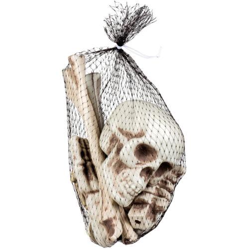 Crâne et os Set Squelette Décoration Halloween