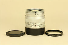 MINT Carl Zeiss Planar T* 50mm f/2 ZM Silver for Leica M