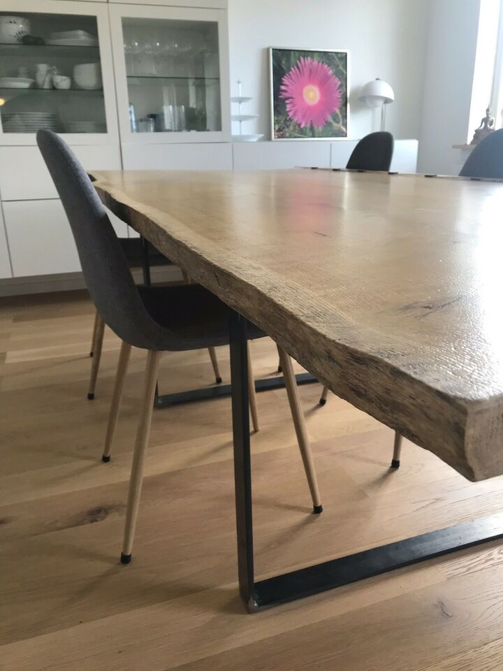 Spisebord, Planke, Specialdesignet