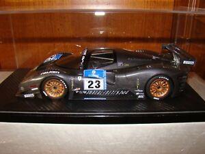 Ferrari P4 / 5 Competition Bma43 Carbon N ° 23 1/18 Eme épuisé Superbe Et Rare