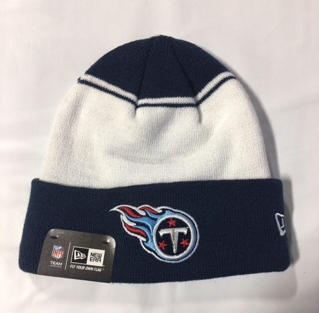 Tennessee Titans Knit Beanie Winter Hat Toque Skull Cap - NE Logo Cuffed 4f5c5acbd