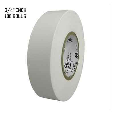 4 in x 66 ft.L TapesSupply PVC Black Insulated Premium Grade Electrical Tape