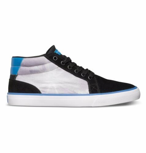 Scarpe Sneakers Mid Black Shoes Dmg Skate blue Council Dc wORn4WxqAq