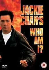 Jackie Chan's Who Am I? (2005) Michella Ferre, Miria NEW AND SEALED UK R2 DVD