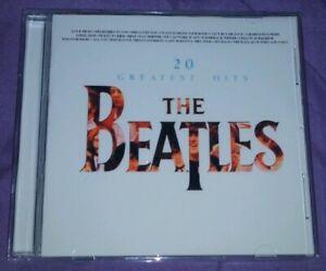 The-Beatles-20-Grandes-Exitos-Cd-Estereo-Reino-Unido-Raro-wispering-introduccion-en-me-siento-bien