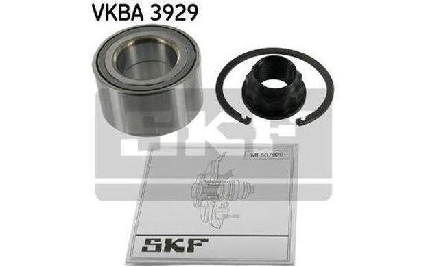 SKF Cojinete de rueda TOYOTA YARIS VIOS ECHO VKBA 3929