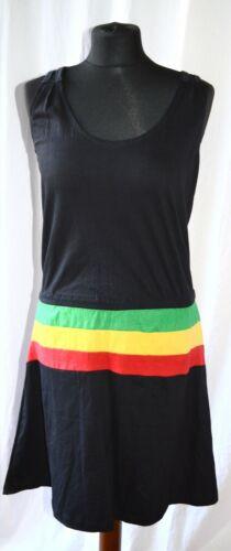 RASTA Kleid  Dress Jamaica Reggae
