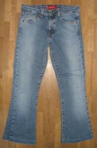 """LEVI`S 519 LOW STRETCH Jeans / LEVIS Schlag-Jeans blau Gr. 7JR M ca. W29"""" /L28"""""""