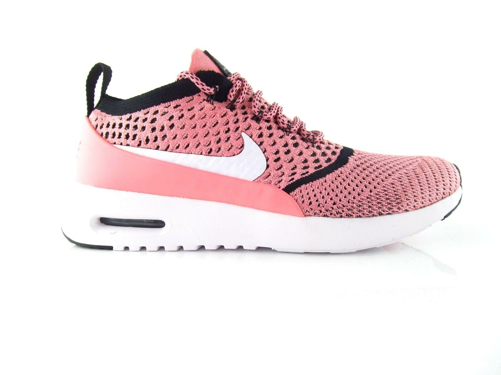 Nike Air Max Thea Ultra Flyknit Premium 90 Pink 37.5 Rosa UK_4 US_6.5 Eur 37.5 Pink 0a4c51