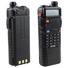 BaoFeng UV-5R UHF/VHF  Radio Transceiver 3800mah Battery Built-in VOX Walkie