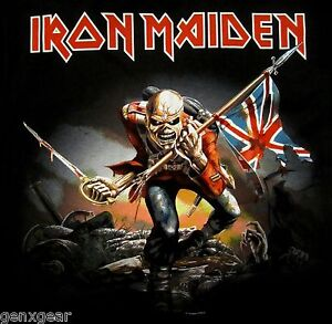 IRON-MAIDEN-cd-cvr-THE-TROOPER-Official-SHIRT-MED-new