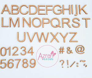 30mm-Wooden-Letters-A-Z-Full-Alphabet-Numbers-Laser-Embellishments-Decoupage-AR
