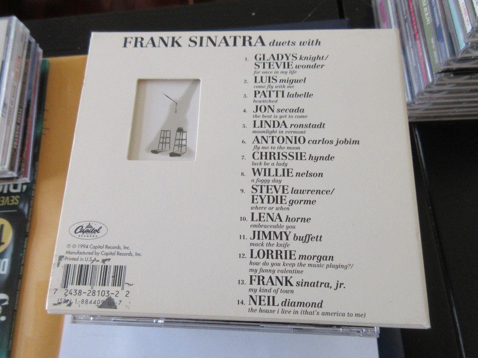 Frank Sinatra , Duets II , CD