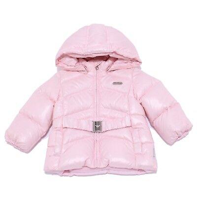 factory price b8dcd 4b7f3 2811Y piumino bimba girl ARMANI BABY pink jacket   eBay