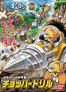 Bandai One Piece Kit Neu/ovp Chopper Robo 04 Chopper Drill
